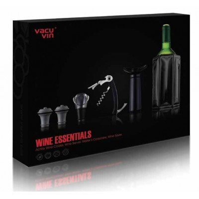 Wine Essentials, 6-er Weinset, Vacu Vin