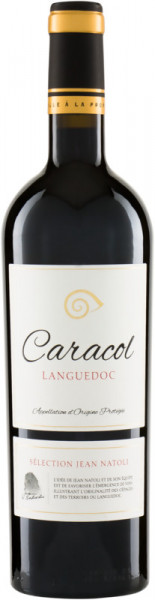 CARACOL Languedoc Rouge AOP - Biowein